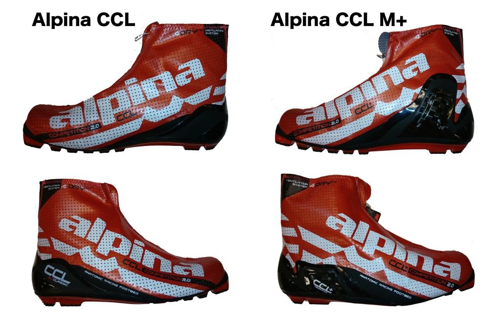 Forskjell på vanlig CCL og CCL+