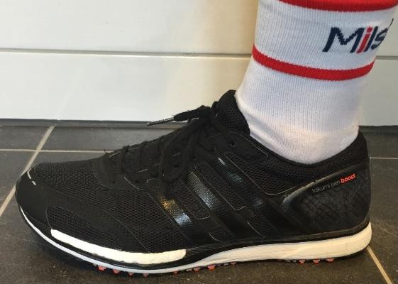 Test: Adidas Adizero Takumi Sen Boost 3 » Milslukern Blogg