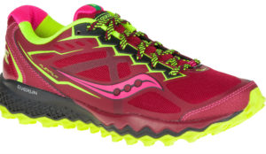 Saucony Peregrine 6 womens_red