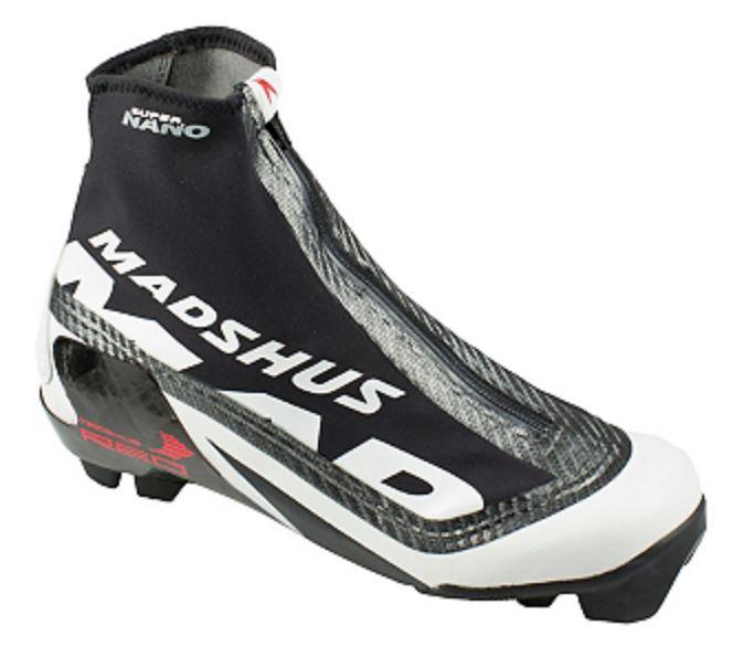 Madshus Super Nano Classic: En rå skisko. » Milslukern Blogg