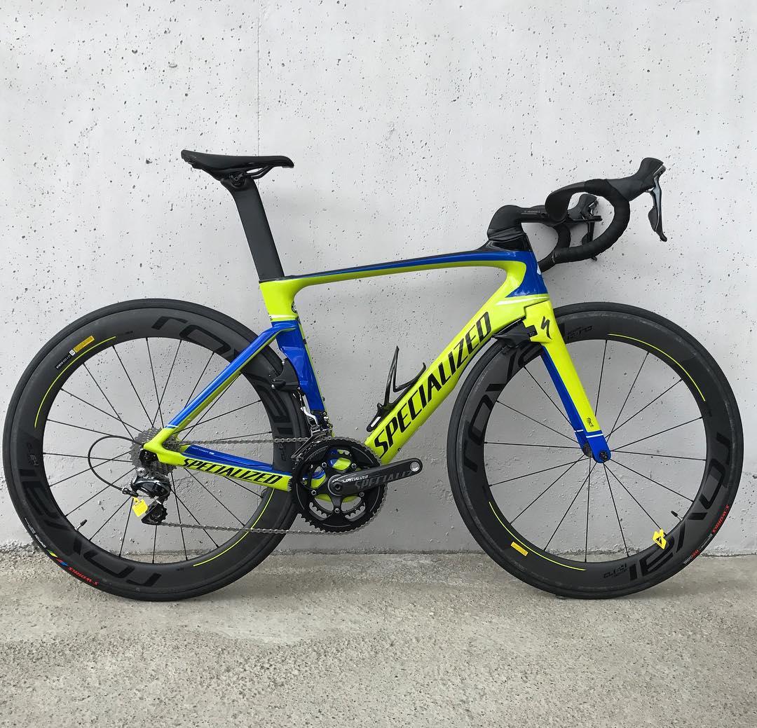 Specialized Venge ViAS  sykkelen som vinner etapper i Tourhellip