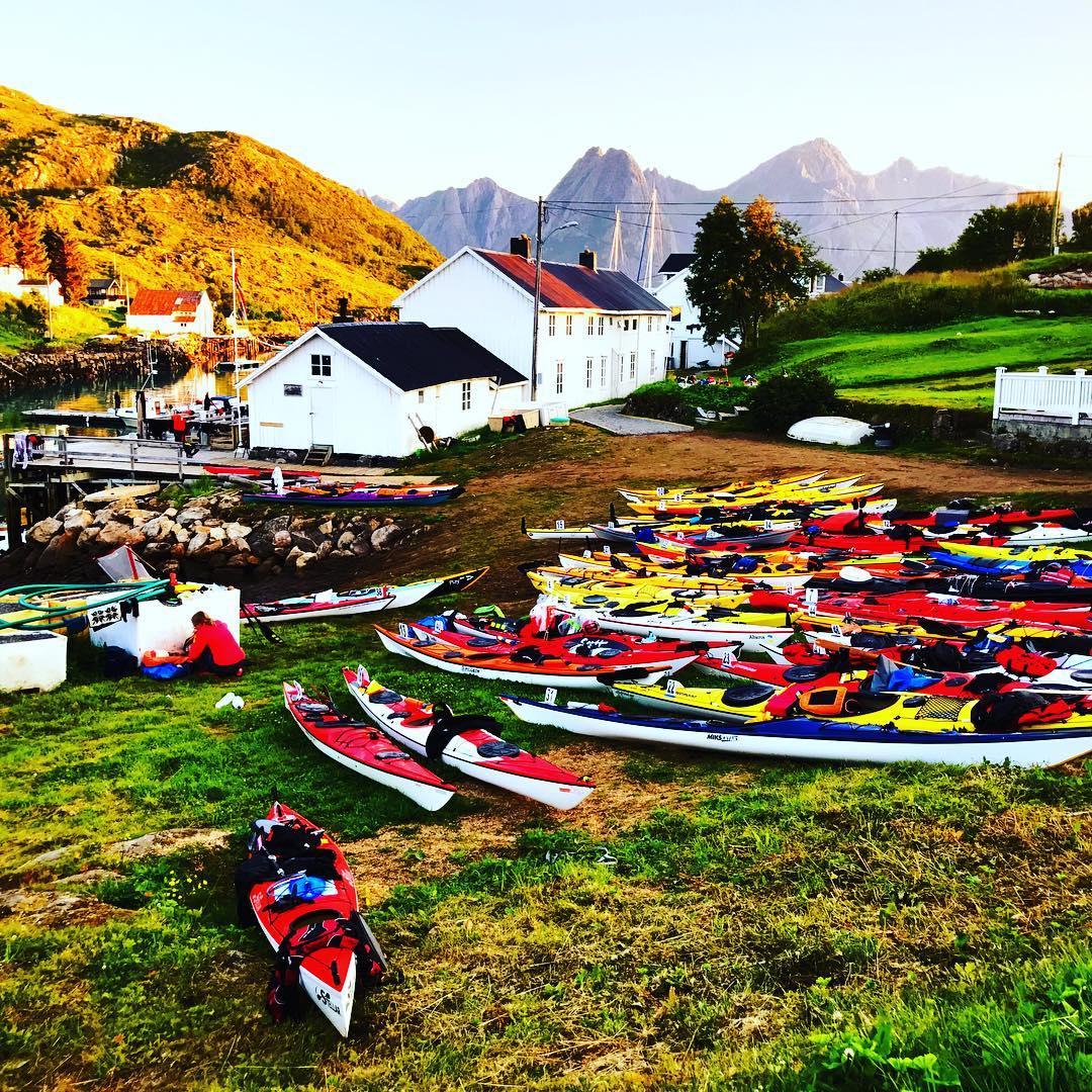 Skipnes en ukjent perle i nord Norge Hit kommer manhellip